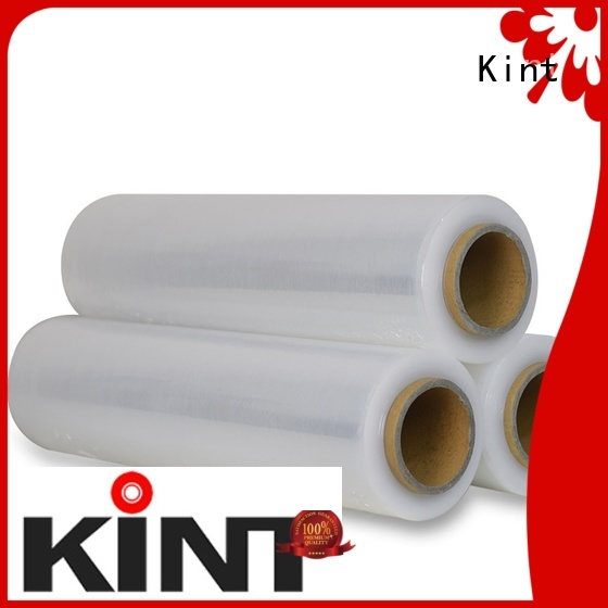 Kint wrapping film wholesale for hold box