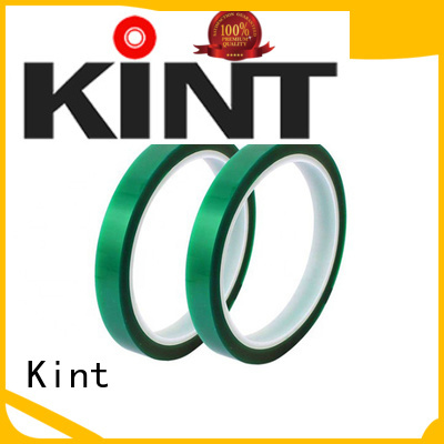 Kint Best green polyester tape Supply for powder spraying