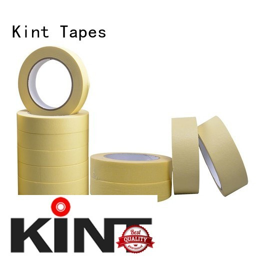 Kint white masking tape supplier for woodwork