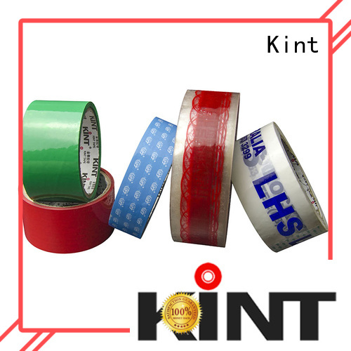 Kint sealing packing tape sizes factory for industrial plating