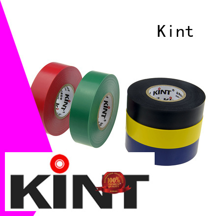 Kint pvc electrical tape replacement factory for electrical insulating application
