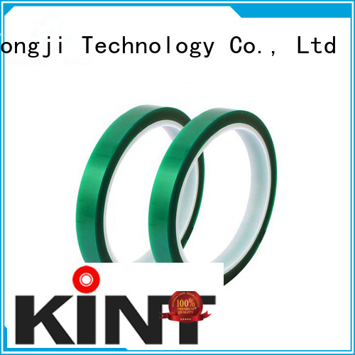 high temperature adhesive tape supplier for super high temperature spraying Kint