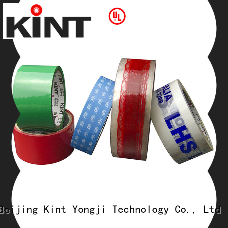 Kint Latest 3 inch clear packing tape Supply for powder spraying