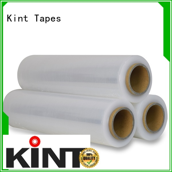Kint Top stretch filme manufacturers for hold box