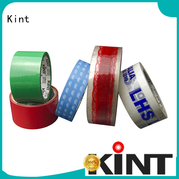 Kint good quality clear packing tape supplier for industrial plating