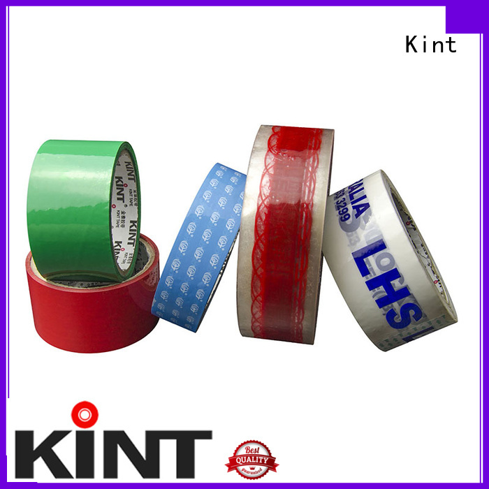 Kint bopp commercial packing tape Suppliers for powder spraying