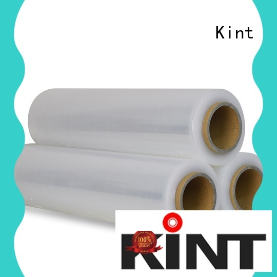 Kint wrap wrapping film company for hold box