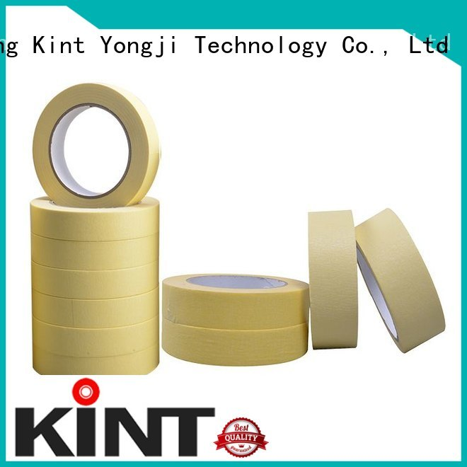 Kint masking tape easy to use for woodwork