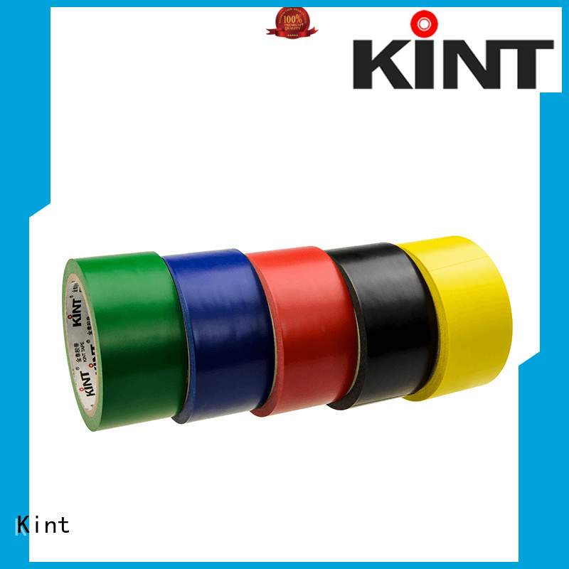 pvc floor marking tape supplier for motors Kint