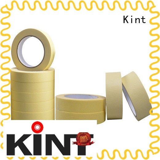 Kint good chemical resistance masking tape supplier for bundling tabbing