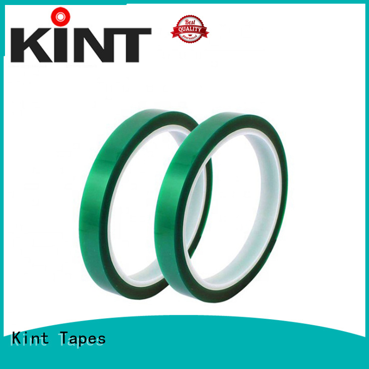 Kint high temperature tape promotion for industrial plating