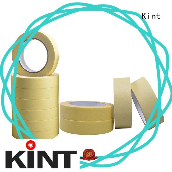 high adhesion white masking tape directly sale for bundling tabbing