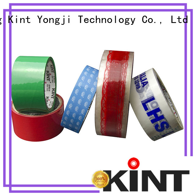 New mylar packing tape bopp company for industrial plating
