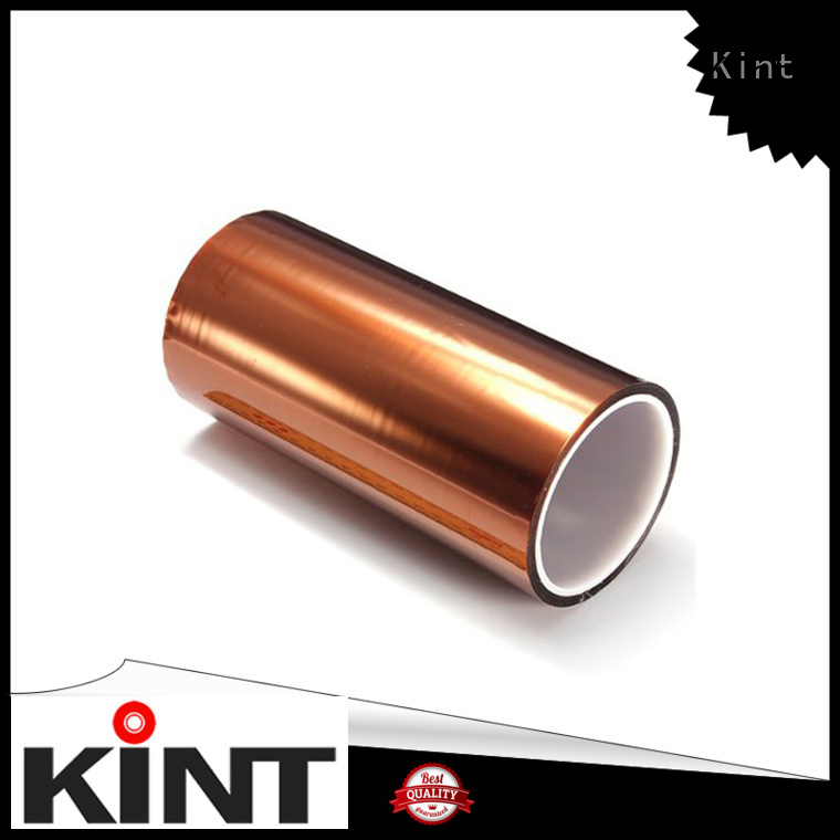 Kint easy to use polyimide adhesive tape bulk production for circuit board manufacturing