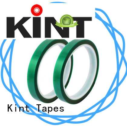 Kint Latest pet high temperature tape factory for industrial plating