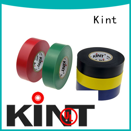 Kint designed pvc electrical tape personalized for electrical insulating application