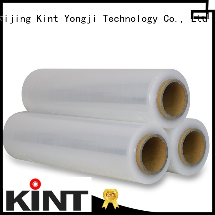 Kint professional stretch wrap directly sale