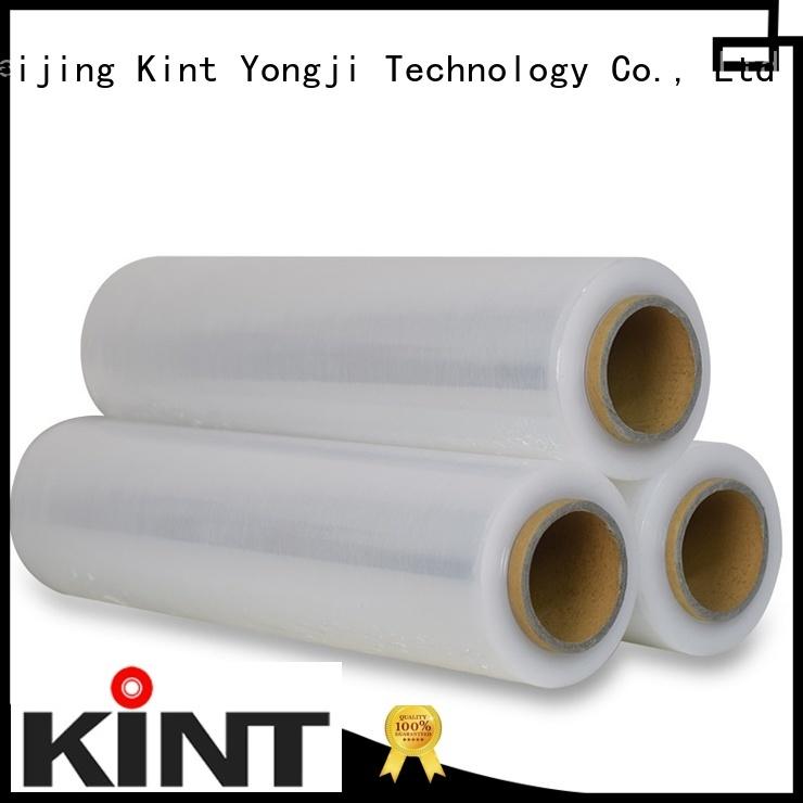 Kint professional stretch wrap directly sale