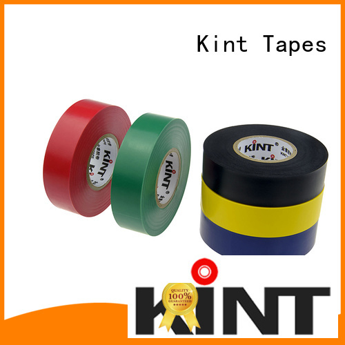 Kint New green electrical tape Supply for electrical insulating application