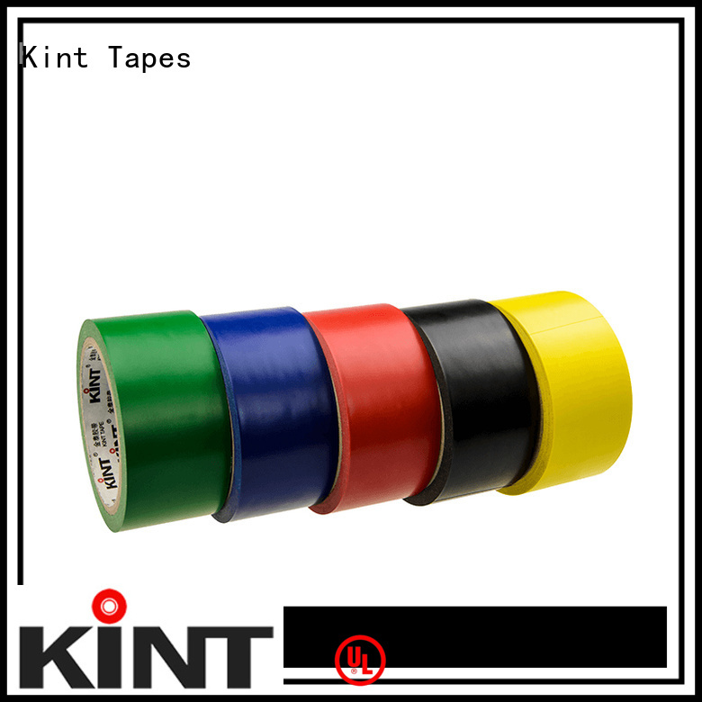 Kint waterproof floor marking tape company for wire joint winding