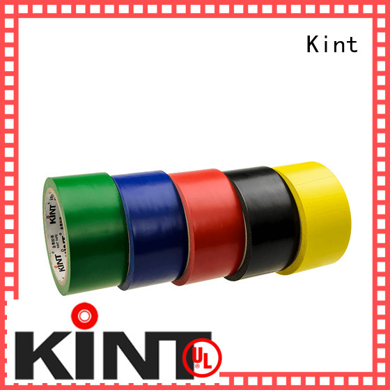 Kint floor tape personalized for insulation damage repair