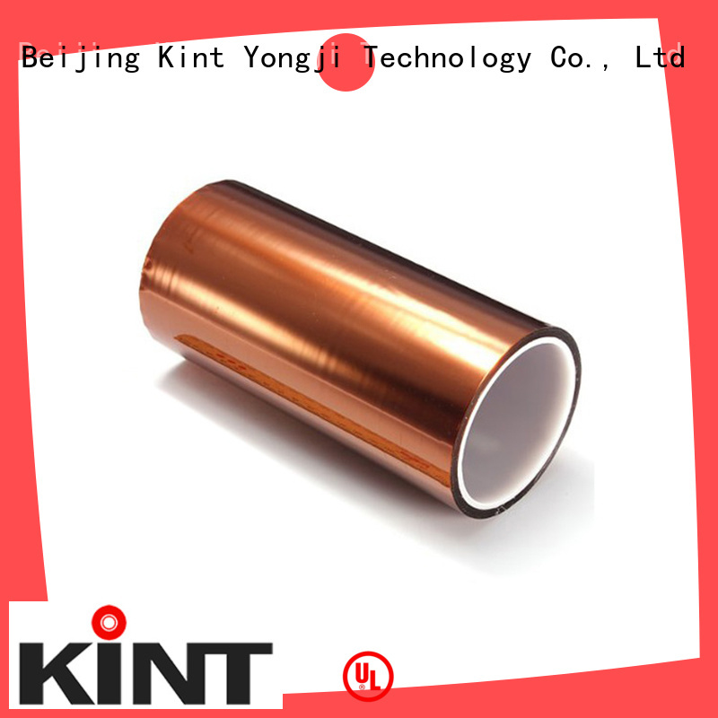 Kint high temperature resistance kapton tape wholesale for circuit board manufacturing