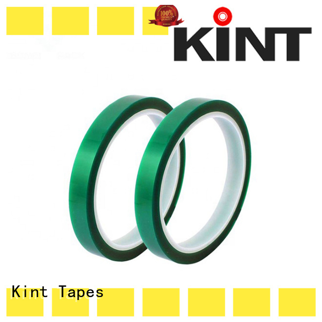 good quality pet high temperature tape wholesale for industrial plating