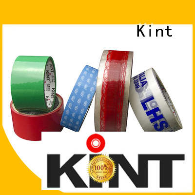 Kint clear packing tape promotion for super high temperature spraying