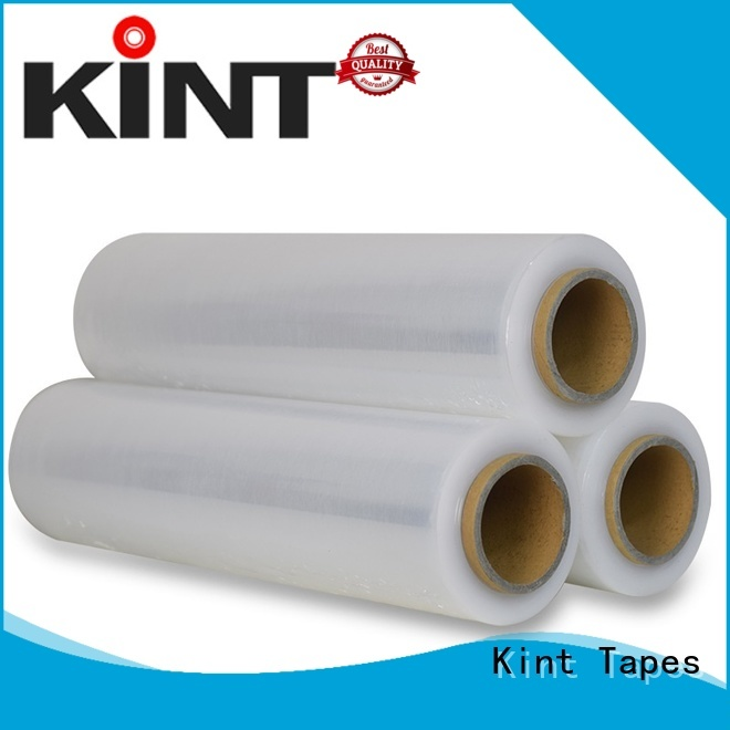 Kint food stretch film manufacturers uk factory