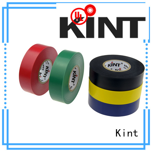 Kint High-quality pvc electrical tape factory for electrical insulating application