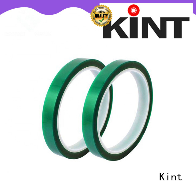 Kint moisture proof high temperature tape wholesale for powder spraying