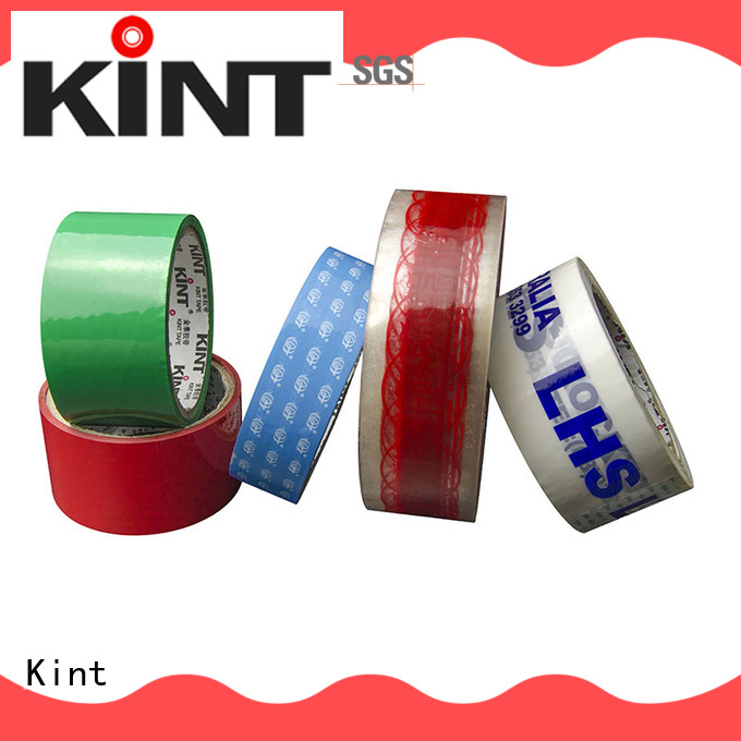 Kint printing industrial packing tape factory for powder spraying