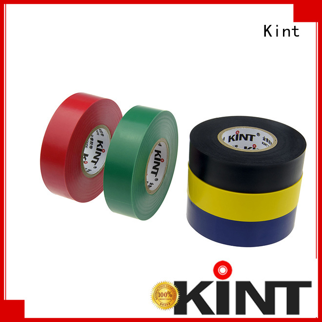 Kint professional electrical insulation tape personalized for electrical insulating application
