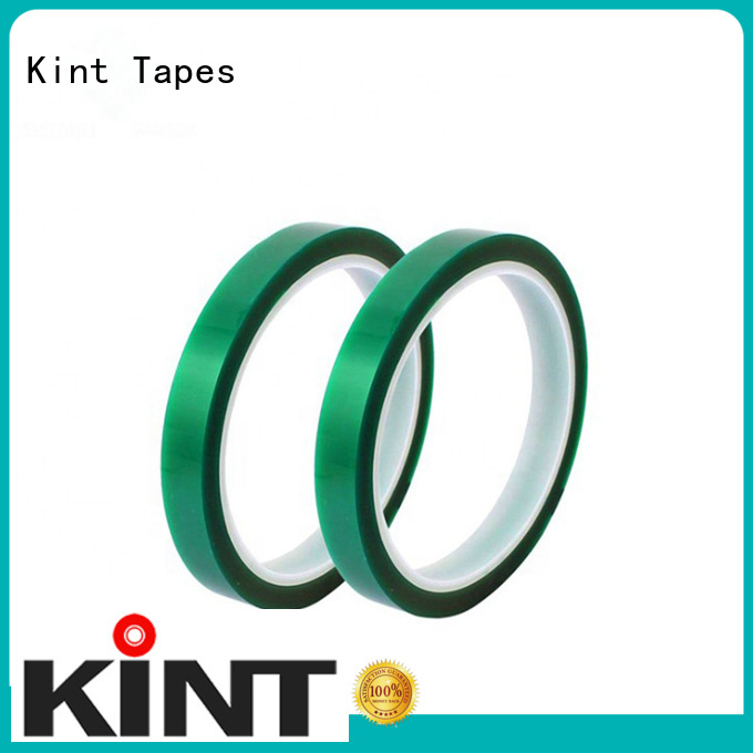 Kint Latest high temperature tape factory for super high temperature spraying